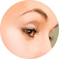 eyes of a woman – eyelid lift surgery knoxville tn